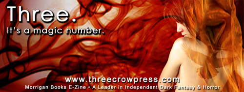 three crow press banner