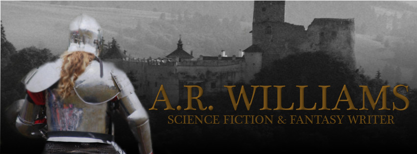 A.R. Williams: Science Fiction & Fantasy Writer