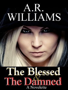 The Blessed & The Damned Cover